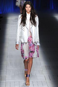 Milan Fashion Week: Just Cavalli Spring / Summer 2013 RTW