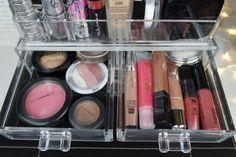 Como Eu Organizo As Minhas Maquiagens   Blog da Ana