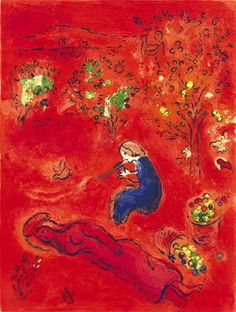 Noon in Summer by Chagall http://www.weinstein.com/chagall/318.jpg
