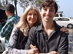 @Karen Jacot Kane #gwynniebee #brandspotlight - Karen with her youngest son, Robert