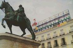 Puerta del Sol. Madrid by Ale 14-6-2015