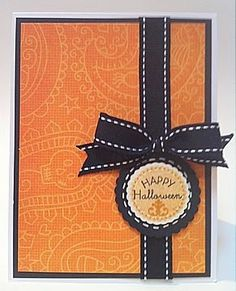 halloween cards 60 Free Happy Halloween Card Ideas That Can Spook Up Your Relatives - Enjoy Your Time Halloween 2018, Happy Halloween, Halloween Greetings, Handmade Halloween Cards, Handmade Crafts, Handmade Rugs, Handmade Ideas, Halloween Ideas, Halloween Cupcakes