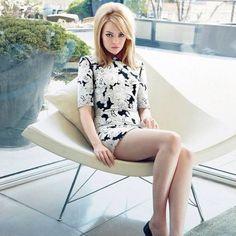 Emma Stone. WOW