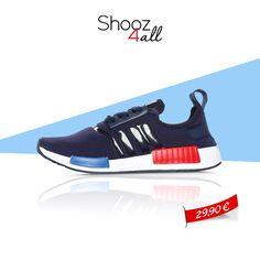 New! Ελαφριά, άνετα και άκρως μοδάτα ανδρικά αθλητικά παπούτσια σε μπλε χρώμα με κόκκινη λεπτομέρεια. Με σόλα από αφρώδες υλικό, είναι ιδανικά για κάθε αθλητική δραστηριότητα! http://www.shooz4all.com/el/andrika-papoutsia/andrika-athlitika-papoutsia/athlitika-papoutsia-se-mple-xrwma-8743-detail #shooz4all #andrika #athlitika