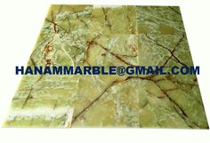 Onyx Tile Tiles Marble Slab Slabs Mosaic Blocks Stan Green