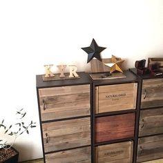 My Shelf/カラーボックス/雑貨/DIY/手作り/ニトリ...などのインテリア実例 - 2014-02-28 03:21:48|RoomClip (ルームクリップ)