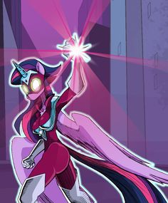 Power Pony -Masked Matter Horn by QuynzeL on DeviantArt