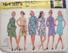 Misses Petite Dress In Six Versions  Turtleneck Dress Scarf