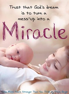 Know a #teenmom? She needs to know that she is not a mistake, she is a child of God, and so is her baby. Share this book with her!