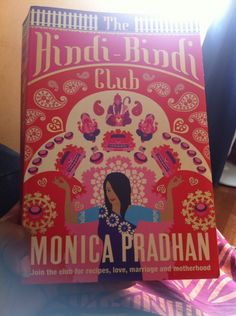 My final book for 2014, just finished it now  Hindi Bindi Club by Monica Pradhan. Thanks Jon Acuff #emptyshelfchallenge2014