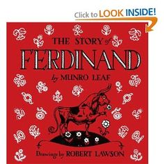 The Story of Ferdinand.. one of my favorites!