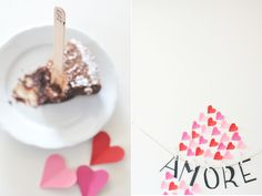 Life is Butterful: Valentines celebration with Nigella's Chocolate Mousse cake