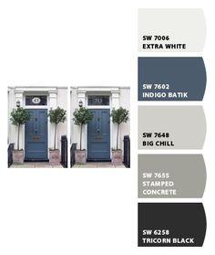 Beauti-Tone:  1) Vows W009 Whites 2) Overwhelming 5Q3-8 Enriching 3) Cool Silver 6H1-2 Enriching 4) Sleek 6K3-5 Alluring 5) Imperial HD026 Desginer Heritage Colours