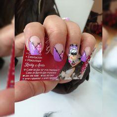 Glamour, Erika, Tattos, Diana, Mary, Beauty, Work Nails, Toe Nail Art, Short Nail Manicure