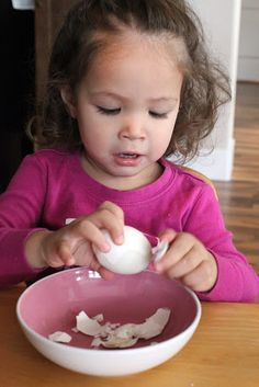 Learn about Montessori Infant/Toddler mealtimes and the furniture that supports independence and motor skill development.