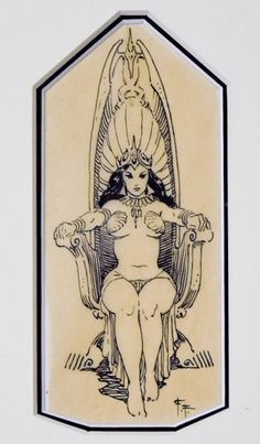 Fierce Queen