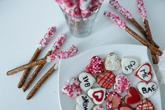 ROSE BOULEVARD : EASY VALENTINES DAY TREATS