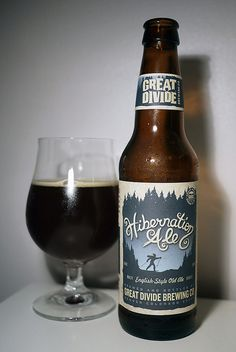 Hibernation Ale from Colorado's Great Divide Brewery is a superb winter seasonal beer.