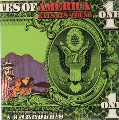 Funkadelic America Eats Its Young, (Turquoise/Purple Vinyl). Originally released in 1972 as the fourth album from the masters of funk-rock. Lp Vinyl, Vinyl Records, Bernie Worrell, Bootsy Collins, Parliament Funkadelic, Shop America, George Clinton, Rock Songs, Vinyls