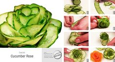 Cucumber Rose - Now Focus