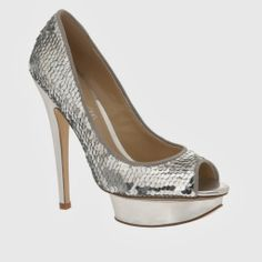 Zapatos y lentejuelas   Hermosos diseños