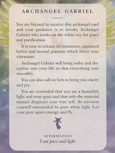 Todays Angel Card | Diana Cooper heaven sent 26 Mar 14 thanks to her fb link Card #4 for me Amen