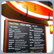 Huey's Pizza atBluey's Beach Tech Companies, Road Trip, Pizza, Company Logo, Beach, Summer, Summer Time, Seaside, Summer Recipes