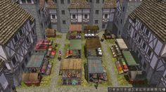 World of Banished, game layout ideas #banished #banishedgame