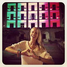 #RenataZanchi Renata Zanchi: @stefanogabbana Io ieri sera c'ero!! Porto Santo Stefano sotto la bandiera italiana. Abbandonata un'altra estate! Andiamo bene!! ❤️ #PortoSantoStefano #PortoSStefano #SantoStefano #Argentario #MonteArgentario #holiday #toscana #tuscany #harbor #friends #fun #relax #quiet #peace #smile #laugh #love #amazing #Italy #italia #country #model #renatazanchi #italianmodel