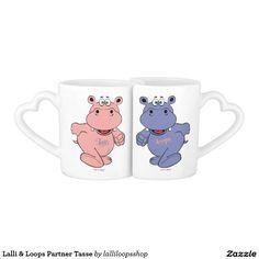 Lalli & Loops Partner Tasse Partnertasse