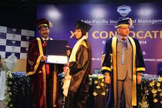 XVI Convocation held on Saturday, 19th July, 2014!