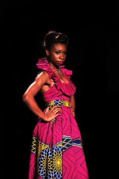 african fashion 2013 | African Fashion Week : Put In Style