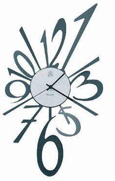Arti & Mestieri designer clock  This is the clock that I want!