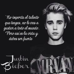 Frases de Justin Bieber | Estados Whatsapp