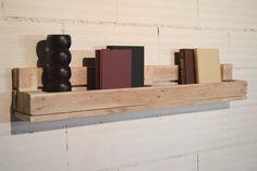 Estantería Madera Artesanal Palets - Mukali Home #estanteria #madera #wood #palet #artesanal #boho #bohodecor #mukalihome