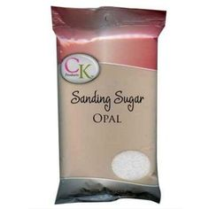 Shop online for CK Products Sanding Sugar - Opal at Golda's Kitchen; the leading Canadian on-line shopping site for quality bakeware, cookware, and cake decorating supplies. Line Shopping, Shopping Sites, Cake Decorating Supplies, Sprinkles, Opal, Sugar, Pearls, Coffee, Kitchen