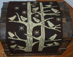 Swedish Handwoven Tapestry - Finnväv   eBay