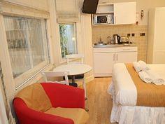 Basic studio apartment