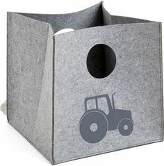 SneDesign Förvaring Tractor Grå