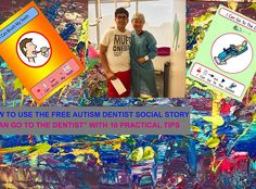 The Free Autism Dentist Social Story can be used to help your child prepare for their visit to the Dentist. Visiting the dentist can be a scary experience.