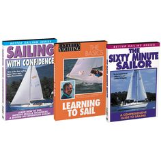 Bennett DVD - Sail With Confidence DVD Set - https://www.boatpartsforless.com/shop/bennett-dvd-sail-with-confidence-dvd-set/
