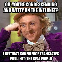 Wonka tells it.