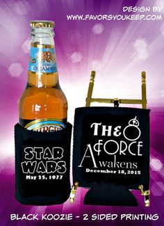 Star Wars Koozie 10 Pack Star Wars Memento New Release Star Wars Movie Star Wars Fans The Force Awakens ~ Buy & Share. FREE SHIPPING!**