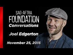 SAG-AFTRA Foundation: Conversations with Joel Edgerton
