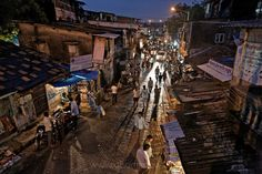 Dharavi Slums | Largest Slums in the World | Mumbai, India