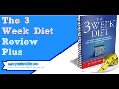 #The_3_Week_Diet_Reviews #The_3_Week_Diet_Review #3_Week_Diet_Reviews #The_3_Week_Diet #Brian_Flatt >>> https://youtu.be/iRbDyLBYEVo
