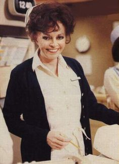 Nurse Jessie from General Hospital (Remember when practically the entire show took place at the 7th floor nurses' station??)