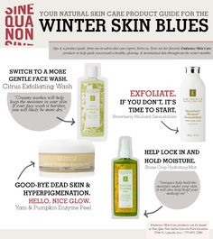 Sine Qua Non Salon's skincare expert, Rebecca, shares her favorite natural skin care products to care for the dry winter skin blues. Organic Skin Care, Natural Skin Care, Organic Beauty, Natural Beauty, Anti Aging, Skin Care Routine For 20s, Skin Routine, Skincare Routine, Sensitive Skin Care