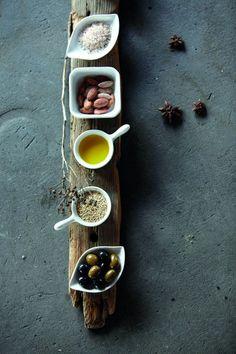 Oliven und mehr