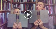 """Peter Hollens and Evynne Hollens Singing """"The Last Five Years"""" A Cappella Duet"""